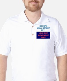 Join-the-movement-bro T-Shirt