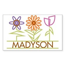 MADYSON-cute-flowers Decal
