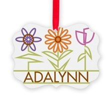 ADALYNN-cute-flowers Ornament