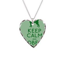 greenmagnet_obey Necklace