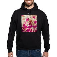 Grunge Floral FF Hoodie