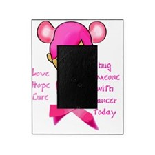 cancer_hope_cure Picture Frame