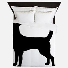 DanteKing_black Queen Duvet
