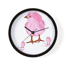 bird_cancer Wall Clock