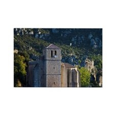 Moureze. Herault, Languedoc, Fran Rectangle Magnet