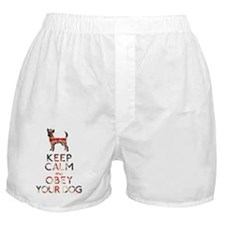 britishdestressed Boxer Shorts