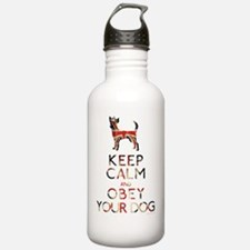 britishdestressed Water Bottle
