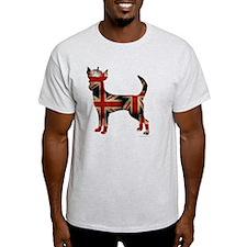 DanteKing_british T-Shirt