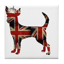 DanteKing_british Tile Coaster