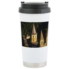 Wast facade as seen from above  Travel Mug