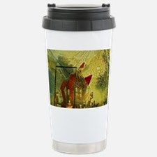 The rotunda with the four eleme Travel Mug