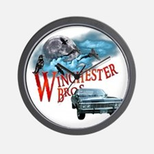Winchester Bros Driver picks the music  Wall Clock