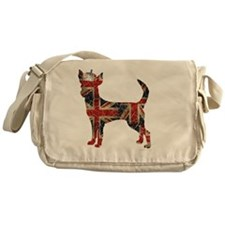 DanteKing_britishdistressed Messenger Bag