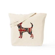 DanteKing_britishdistressed Tote Bag