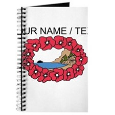 Custom Hawaiian Lei Journal