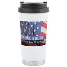 MAD IN THE USA--Occupy Wallstre Travel Mug