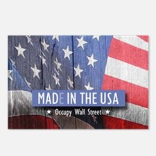 MAD IN THE USA--Occupy Wa Postcards (Package of 8)