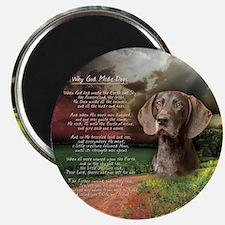 godmadedogs(button) Magnet
