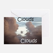 Cover_CAL4_clouds_0262 Greeting Card