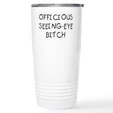 OFFICIOUS Travel Mug
