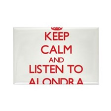 Keep Calm and listen to Alondra Magnets