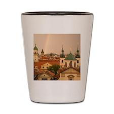 Karluv Most (Charles Bridge) Historical Shot Glass