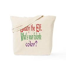 favourite color Tote Bag