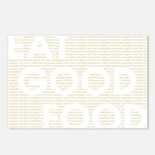 goodfood2c Postcards (Package of 8)