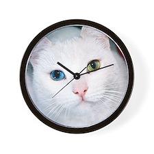 cat 1 Wall Clock