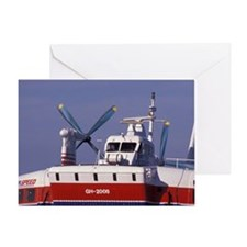 EU, France, Calais, Transportation,  Greeting Card