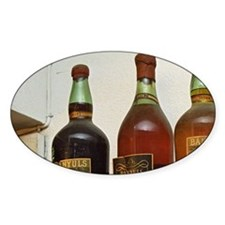 Old bottles of Banyuls 1944, 1934,  Decal