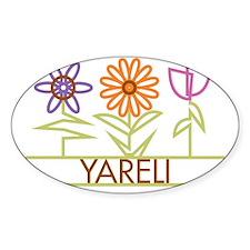YARELI-cute-flowers Decal