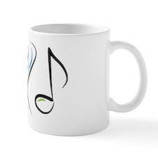 IStreamMusicGraphic Mug