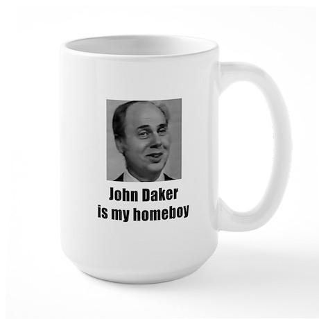 John Daker Large Mug