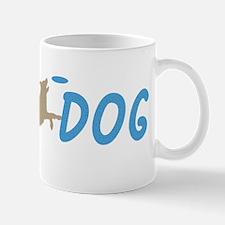 Disc Dog (3) Mug
