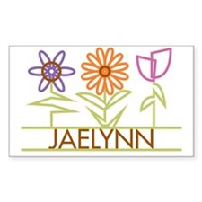 JAELYNN-cute-flowers Decal