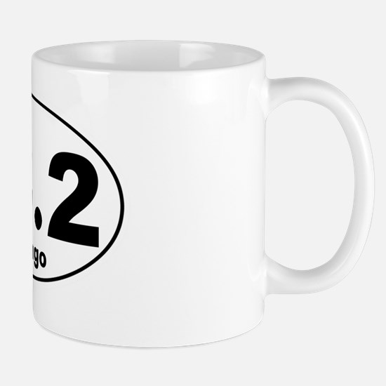 26.2 Chicago Marathon Mug
