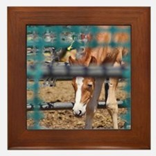 Cal_Oct Framed Tile