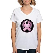 PinkRibLoveSwirlRbTR Shirt