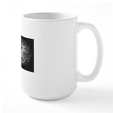 ghost tree long Mug