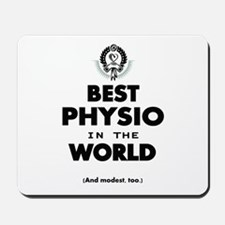 The Best in the World – Physio Mousepad