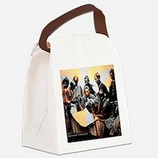 samurai1868boshinwar2 Canvas Lunch Bag