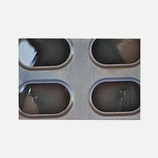 Cal_April_edited-1 Rectangle Magnet