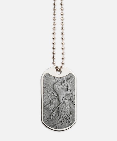 phoenixkindlesleeve Dog Tags