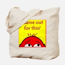 20came out 10x10 Tote Bag