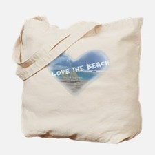 Love the beach Tote Bag