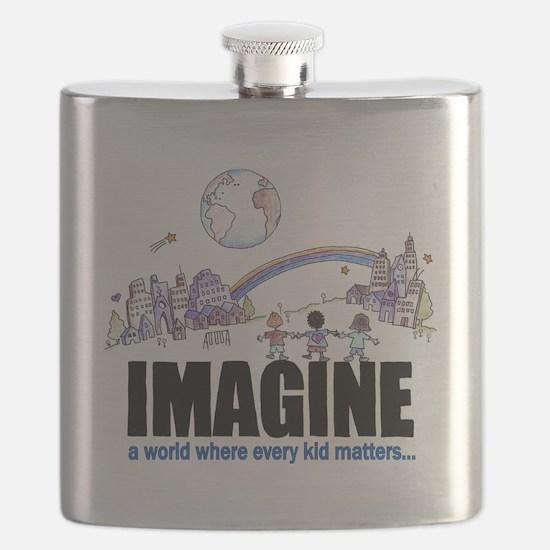 Imagine reframed Flask