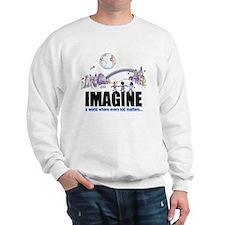 Imagine reframed Sweatshirt