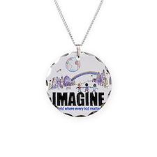 Imagine reframed Necklace