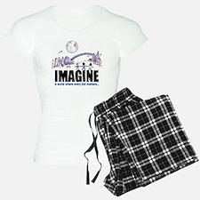 Imagine reframed Pajamas
